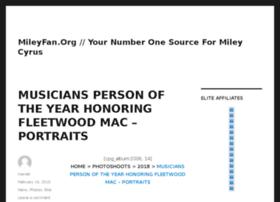 Mileyfan.org thumbnail