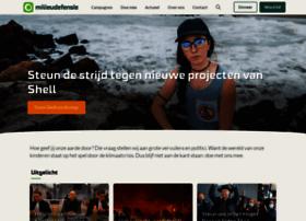 Milieudefensie.nl thumbnail
