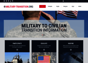 Military-transition.org thumbnail