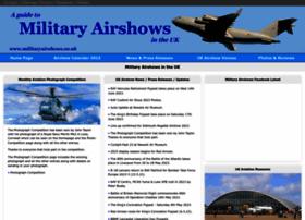 Militaryairshows.co.uk thumbnail
