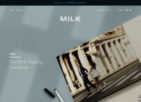Milkbooks.com thumbnail
