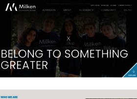 Milkenschool.org thumbnail