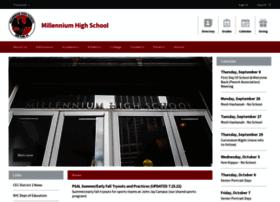 Millenniumhs.org thumbnail