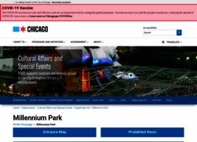 Millenniumpark.org thumbnail