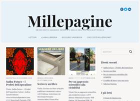 Millepagine.net thumbnail
