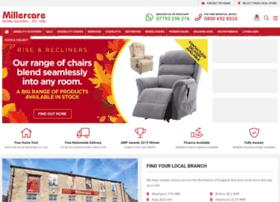 Millercare.co.uk thumbnail