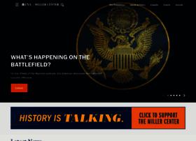 Millercenter.org thumbnail