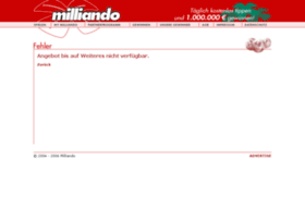 Milliando.de thumbnail