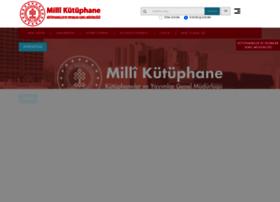 Millikutuphane.gov.tr thumbnail