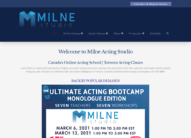 Milnestudio.ca thumbnail