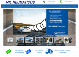 Milneumaticos.com.mx thumbnail