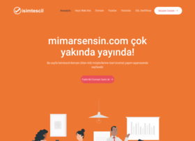 Mimarsensin.com thumbnail