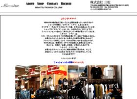 Mimatsu-tokyo.co.jp thumbnail