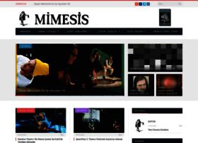 Mimesis-dergi.org thumbnail