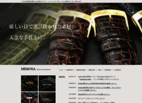 Mimosa-1.co.jp thumbnail