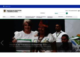 Minagricultura.gov.co thumbnail