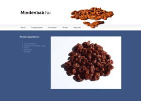 Mindenbab.hu thumbnail