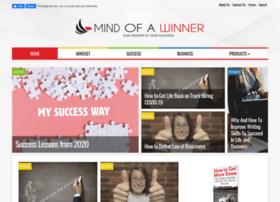 Mindofwinner.com thumbnail
