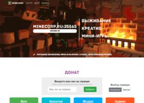 Minecorp.ru thumbnail