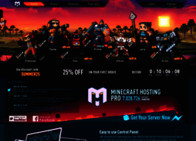 Should You Rent a Minecraft Server from MCProHosting ...