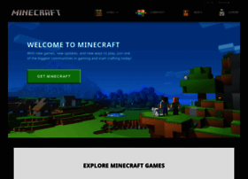 Minecraft.net thumbnail