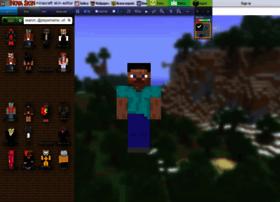 Minecraft.novaskin.me thumbnail