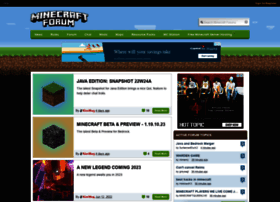 Minecraftforum.net thumbnail