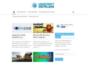 Minecraftinstallers.net thumbnail