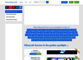 Minecraftserverlist.eu thumbnail