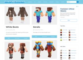 Minecraftskins.info thumbnail