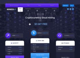 Mineex.biz thumbnail