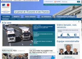 Minefi.gouv.fr thumbnail