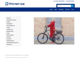 Minerva-cycling.be thumbnail