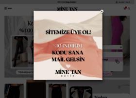 Minetanbutik.com.tr thumbnail