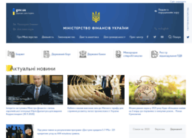 Minfin.gov.ua thumbnail