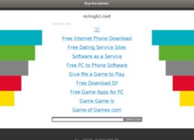Mingki.net thumbnail