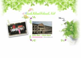 Minhkhaischool.net thumbnail