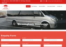 Minibusfrombirminghamairport.co.uk thumbnail