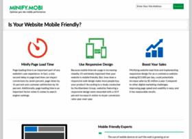 Minify.mobi thumbnail