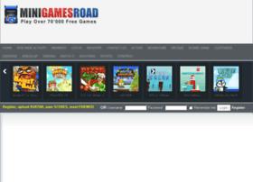 Minigamesroad.com thumbnail