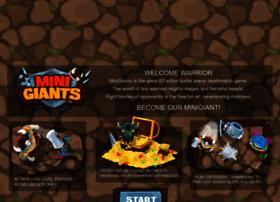 Minigiants.io thumbnail