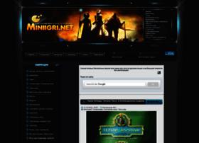 Miniigri.net thumbnail