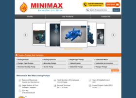 Minimaxdosingpumps.co.in thumbnail