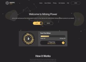 Miningpower.pro thumbnail