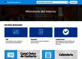 at wi ministerio del interior obras