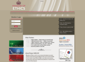 Ministryofethics.co.uk thumbnail