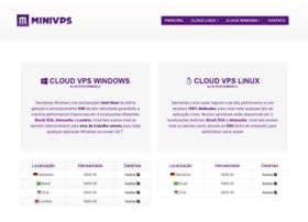 Minivps.com.br thumbnail