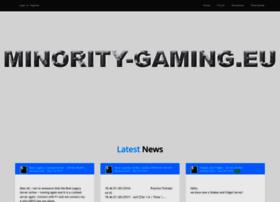 Minority-gaming.eu thumbnail