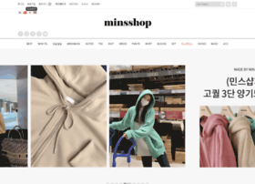 Minsshop.co.kr thumbnail