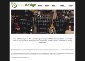 Mint-design.ca thumbnail